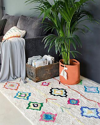 Lorena Canals Big Machine Washable Rug Kaarol - 140 x 200 cm Carpets