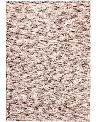 Lorena Canals Big Machine Washable Rug Mix - Linen-Pink - 100% Cotton (140cm x 200cm)  New Model!   Carpets
