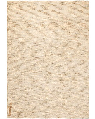 Lorena Canals Big Machine Washable Rug Mix - Sand Beige - 100% Cotton (140cm x 200cm)  New Model!   Carpets