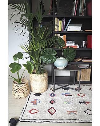 Lorena Canals Big Machine Washable Rug Naador - 140 x 200 cm Carpets