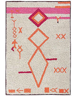 Lorena Canals Big Machine Washable Rug Saffi - 140 x 200 cm Carpets