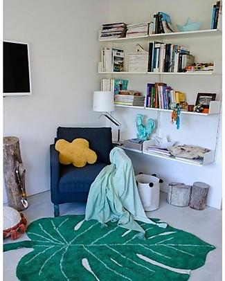 Lorena Canals Cloud Cushion Mustard - 100% Natural Cotton (machine washable) Cushions