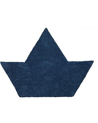 Lorena Canals Machine Washable Boat Reversible Rug - 100% Cotton (120cm x 160cm)  Carpets