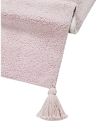 Lorena Canals Machine Washable Rug Degrade - Vanilla/Soft Pink - 100% Cotton (120cm x 160cm)  Carpets