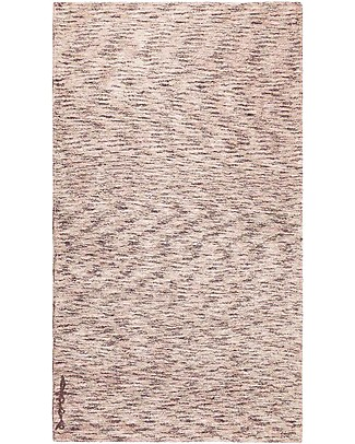 Lorena Canals Machine Washable Rug Mix - Linen-Pink - 100% Cotton (90x160cm)  Carpets