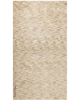 Lorena Canals Machine Washable Rug Mix - Stone Grey - 100% Cotton (90x160cm)  Carpets