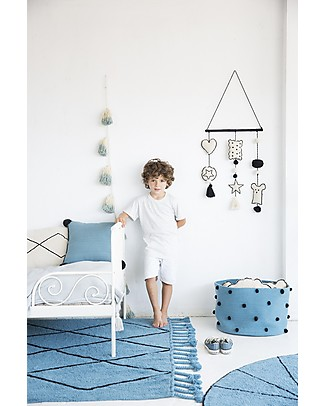 Lorena Canals Wall Hanging Baby - 100% cotone Room Decorations