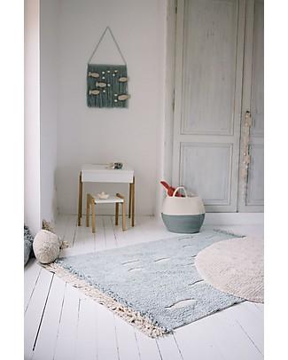 Lorena Canals Washable Rug Ocean Shore - 100% Cotton (120 x 190 cm) Carpets