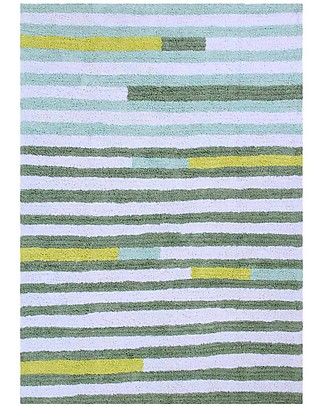 Lorena Canals Washable Rug OhJoy, Happy Lanes - 100% Cotton (140 x 200 cm) Limited edition! null