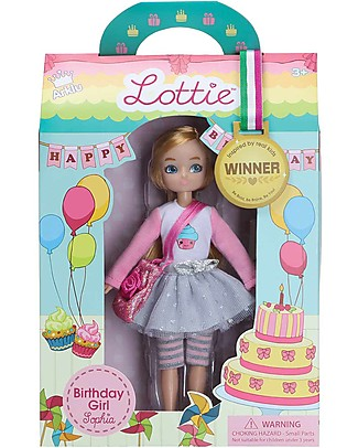 Lottie Birthday Girl Lottie Doll Dolls