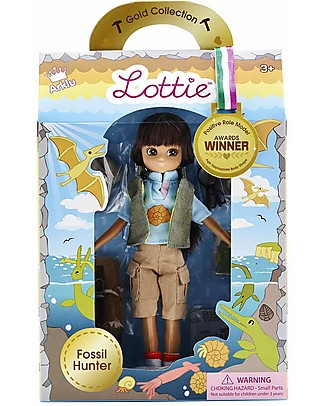 Lottie Fossil Hunter Lottie Doll Dolls