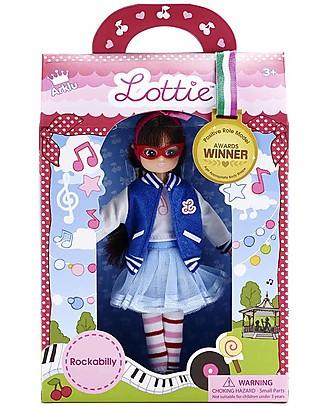 Lottie Rockabilly Lottie Doll Dolls
