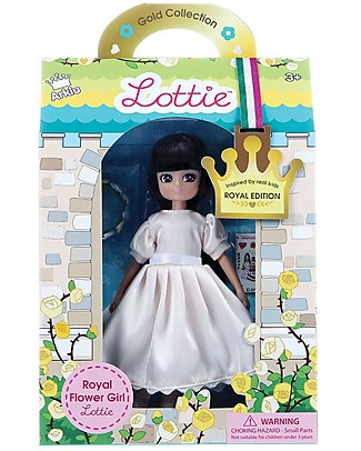 Lottie Royal Flower Girl Lottie Doll Dolls