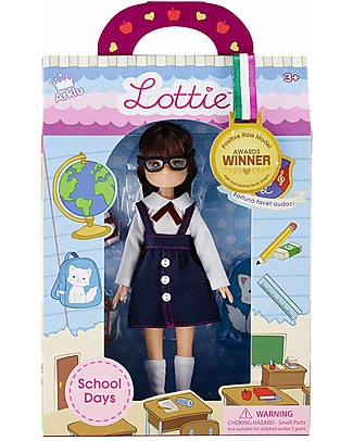 Lottie School Days Lottie Doll Dolls
