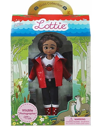 Lottie Wildlife Photographer Mia Lottie Doll - Limited Edition Dolls