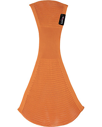 Lucky Baby Ultra Light Baby Sling - SUPPORi - 3-36 mths - Fits in your Pocket - Tangerine Orange Baby Slings