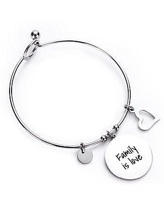"MAMIJUX Bracelet by Mamijux, ""Family is Love"" - for a Special Person! Bracelets"