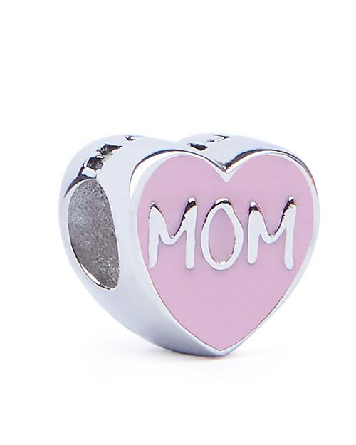 MAMIJUX Heart Bead - for Pandora and Trollbeads Bracelet  Bracelets