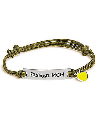 MAMIJUX M'AMI Tag Bracelet, Fashion MOM - What type of mum are you? Bracelets