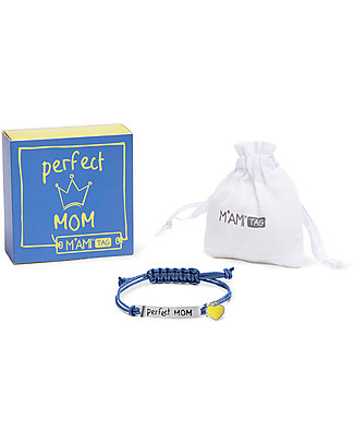 MAMIJUX M'AMI Tag Bracelet, Perfect MOM – What type of mum are you? Bracelets