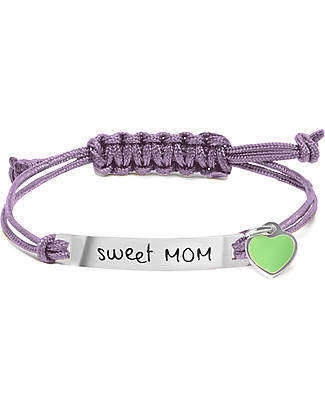 MAMIJUX M'AMI Tag Bracelet, Sweet MOM - What type of mum are you? Bracelets