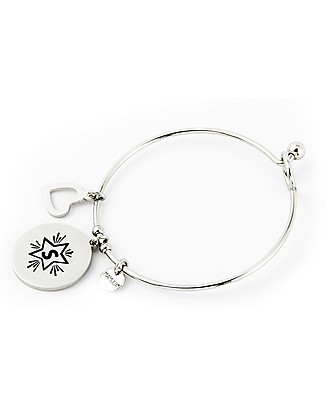 MAMIJUX Steel Bracelet M'AMI Tag New, Super MOM - Fantastic gift idea! Bracelets