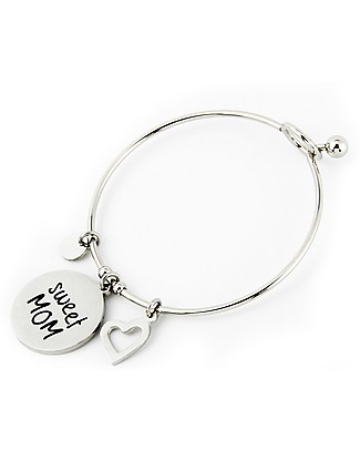 MAMIJUX Steel Bracelet M'AMI Tag New, Sweet MOM - Fantastic gift idea! Bracelets