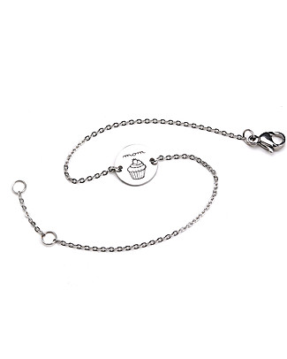 "MAMIJUX Steel Bracelet M'AMI TAG, ""Mom"" - for the best Mothers! Bracelets"