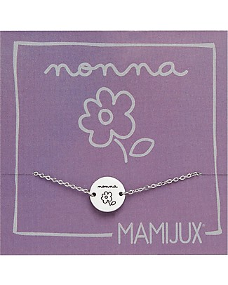 "MAMIJUX Steel Bracelet M'AMI TAG, ""Nonna"" - for GrandMothers! Bracelets"