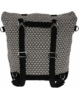 Mara Mea 4 in 1 Diaper Bag Road Trip - Water repellent cotton (multi-functional & multipocket) Diaper Changing Bags & Accessories