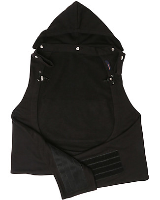 Mara Mea Baby Sling Cover, Little Love - Black Baby Carriers
