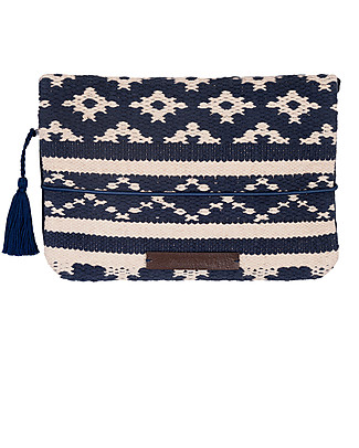 Mara Mea Diaper Clutch Tipi Nana, Navy Diaper Changing Bags & Accessories