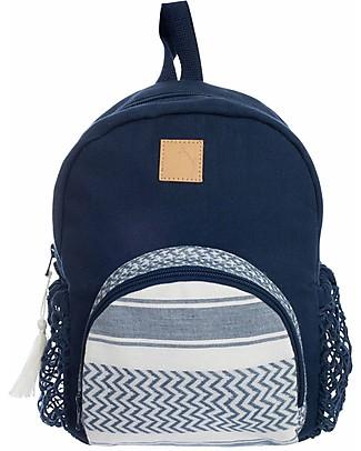Mara Mea Kids Backpack 28x28 cm Treasure Island, Navy Large Backpacks