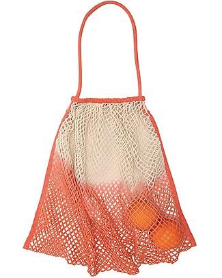 Mara Mea Stroller Net Fruit Crush, Peach Dip Dye - 100% cotton Stroller Accessories