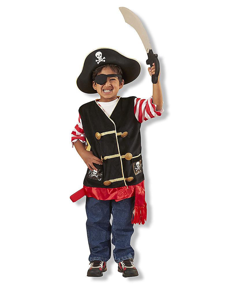 Magician Role Play Costume Set by Melissa /& Doug girl boy child kid fancy dress