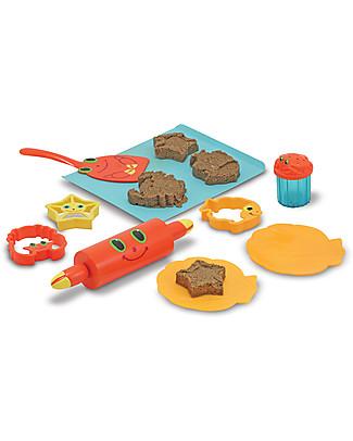 Melissa & Doug Sand Cookie Set, 11 Pieces - Great gift idea! Beach Toys
