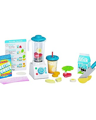 Melissa & Doug Smoothie Maker Blender Set - Great gift idea! Toy Kitchens & Play Food