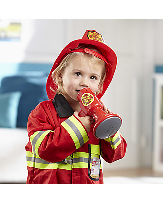 Melissa & Doug Fire Chief Role Play Set – Perfect for fancy dress parties! Dressing Up & Role Play