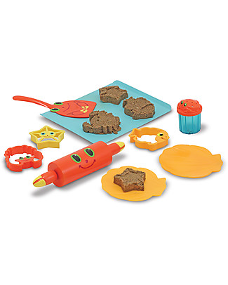 Melissa & Doug Sand Cookie Set, 11 Pieces - Great gift idea! Beach Toys