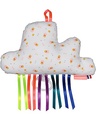 """Mellipou Bam Carillon Cloud Pepite, Washable! - """"Someone Like You"""" - Made in France Musical Instruments"""