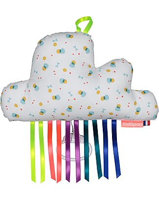 """Mellipou Bam Carillon Cloud Pepo, Washable! - """"I Just Called To Say I Love You"""" - Made in France Musical Instruments"""