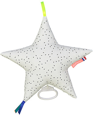 """Mellipou Bam Carillon Star Milky, Washable! - """"Game of Thrones"""" - Made in France Musical Instruments"""