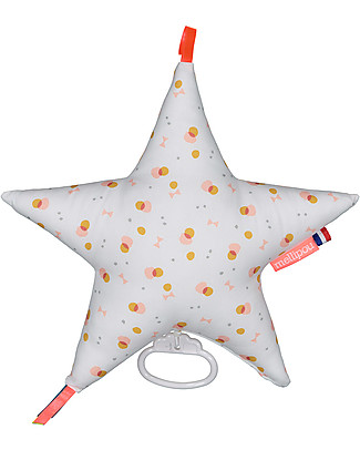 "Mellipou Bam Carillon Star Pepite, Washable! - ""Amélie Poulain"" - Made in France Musical Instruments"