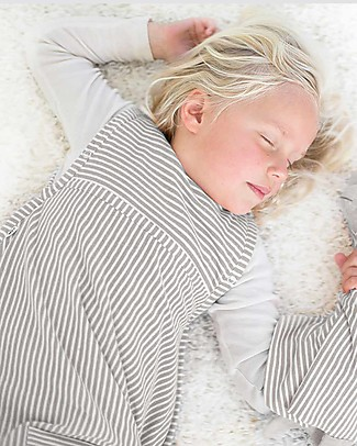 Merino Kids Go Go Bag - Sleeping Bag Turtle Dove (2-4 years) - 100% Natural Merino Wool and Organic Cotton Warm Sleeping Bags