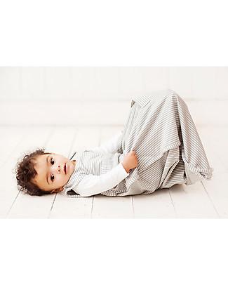 Merino Kids Go Go Bag - Sleeping Bag Turtle Dove (newborn to 2 years) - 100% Natural Merino Wool and Organic Cotton Warm Sleeping Bags