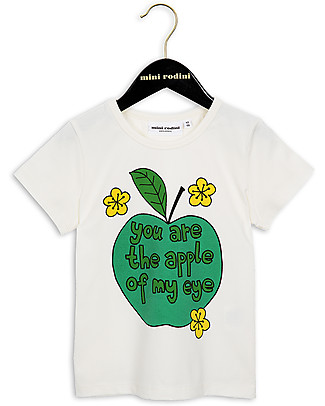 Mini Rodini Apple T-Shirt - Organic cotton Evening Tops