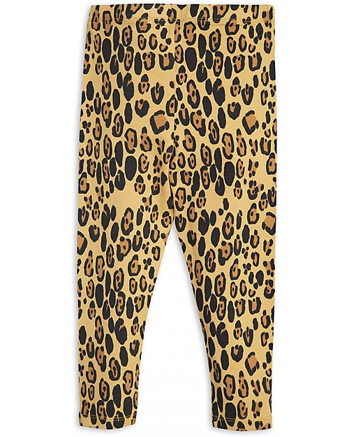 80-86 Cm Mini Rodini Leopard Leggings