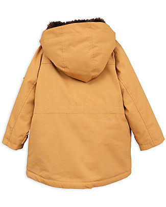 Mini Rodini Duck Parka, Brown - Water-repellent! Jackets
