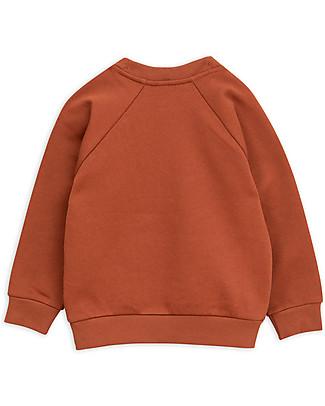Mini Rodini Duck Sweatshirt, Brown - 100% Organic Cotton, fair-trade Sweatshirts