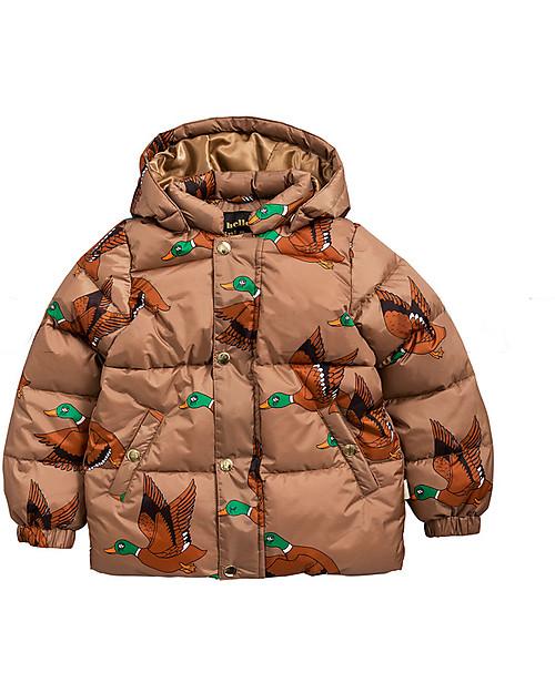 mini rodini puff jacket